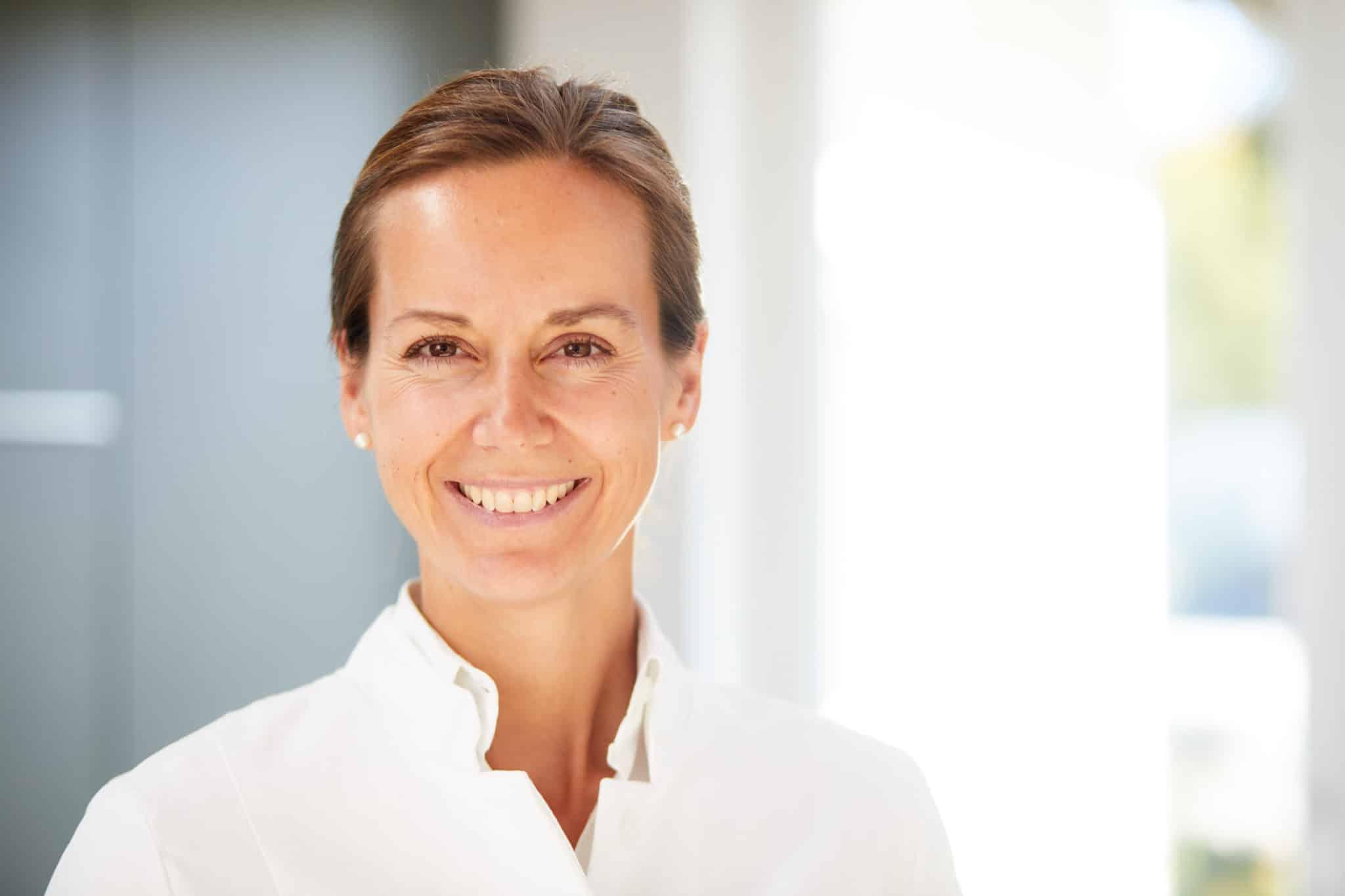 Dr. med. Corinna Mann Portrait