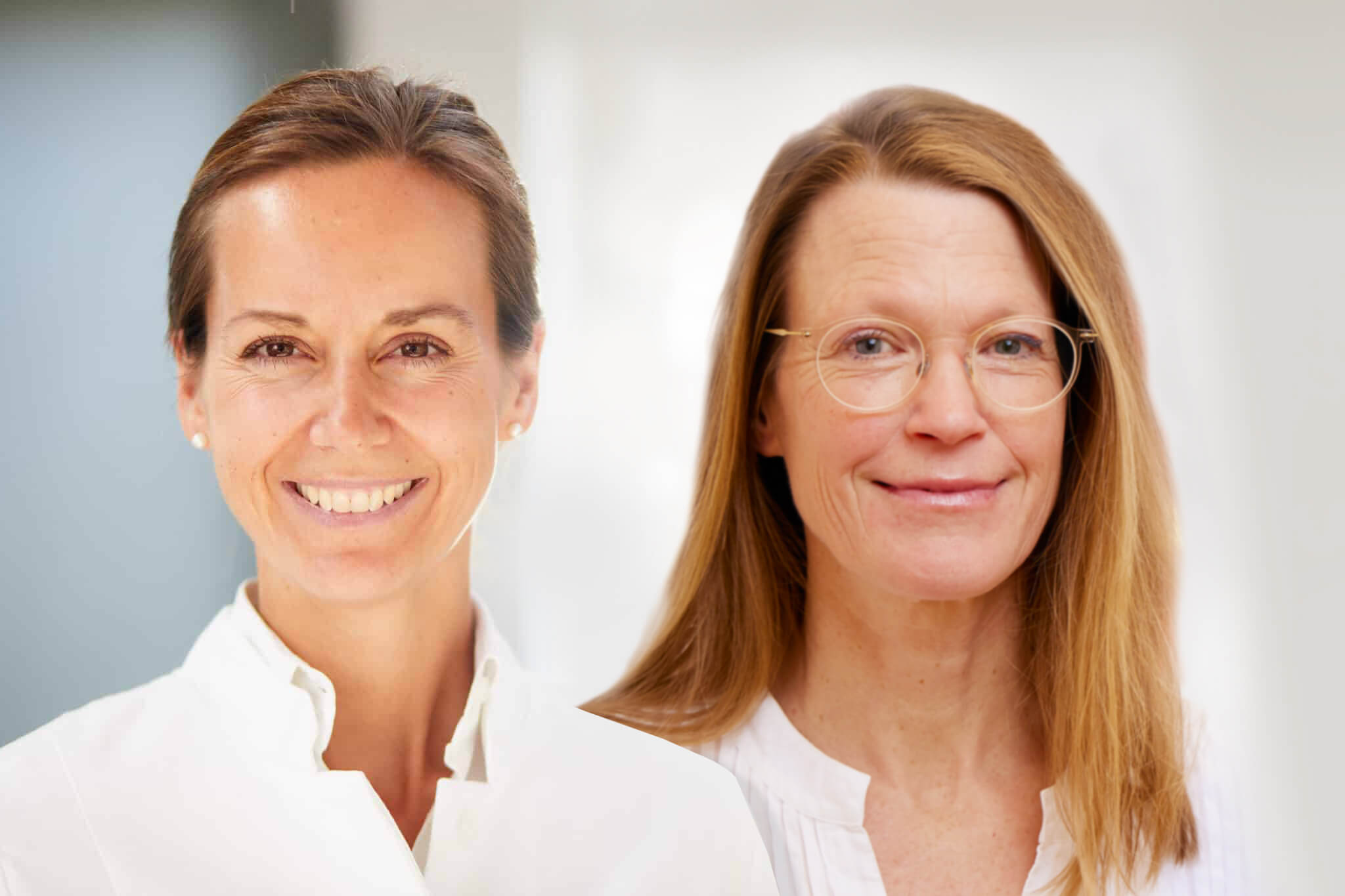 Frau Dr. med. Corinna Mann und Frau Dr. med. Anja Albrecht